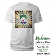 TEARS OF A CLOWN - OFFICIAL MELBOURNE 1 NIGHT ONLY T-SHIRT